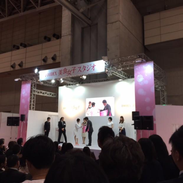 IMG_6063美食女子ステージ